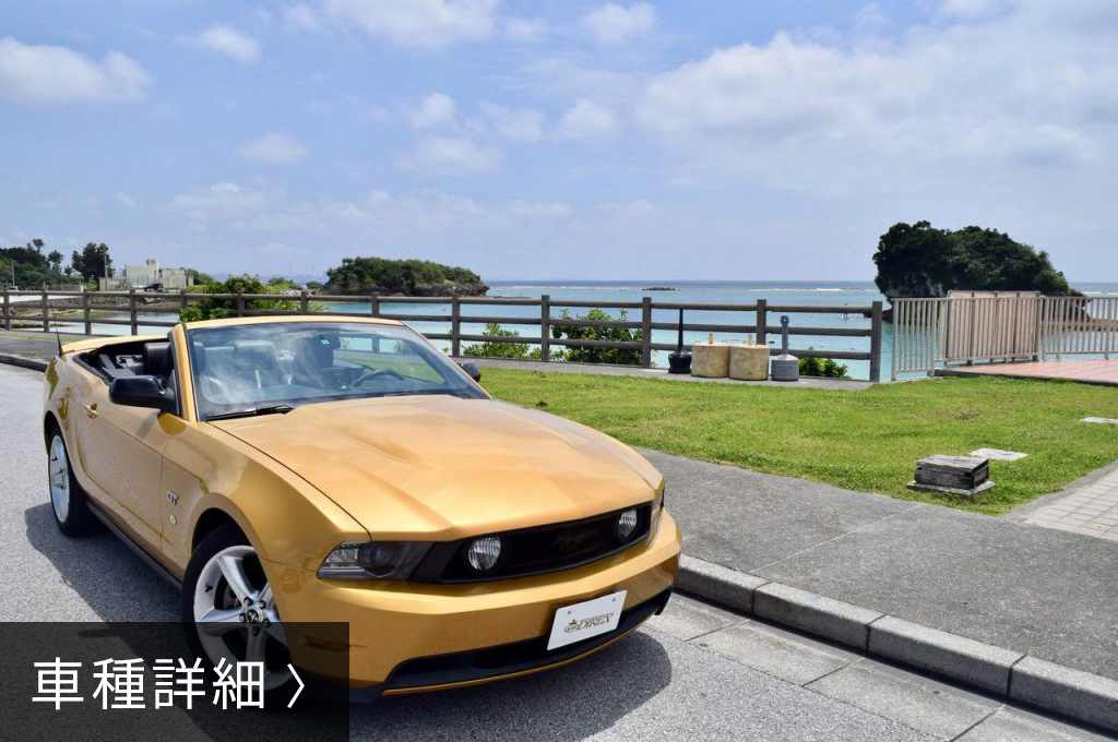 New Ford Mustang GT Cabrioret