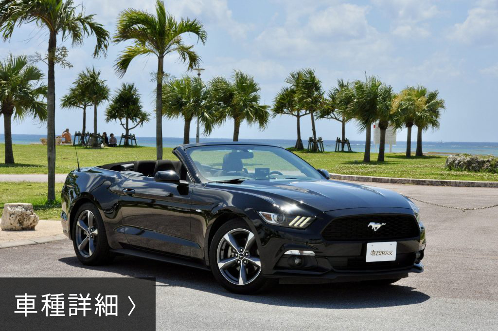 New Ford Mustang Cabriolet